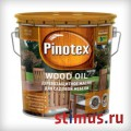 Pinotex WOOD & TERRACE OIL масло для мебели